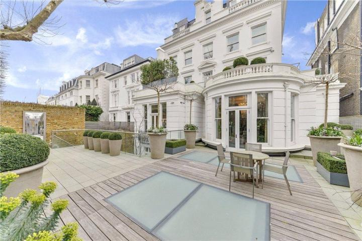 Picture of Upper Phillimore Gardens