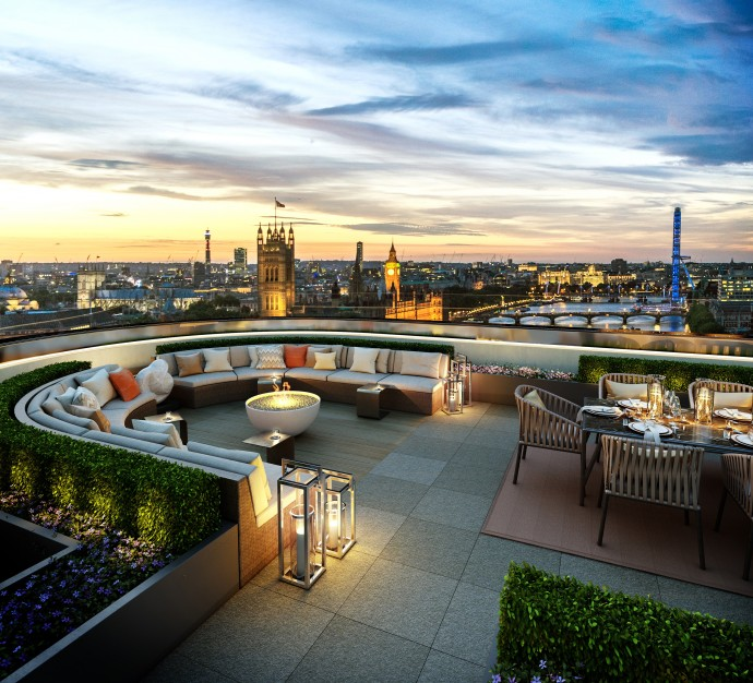 Best London Penthouse
