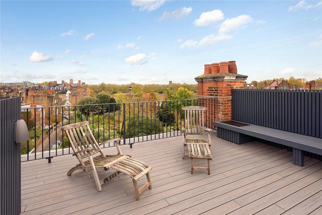 Best London penthouses