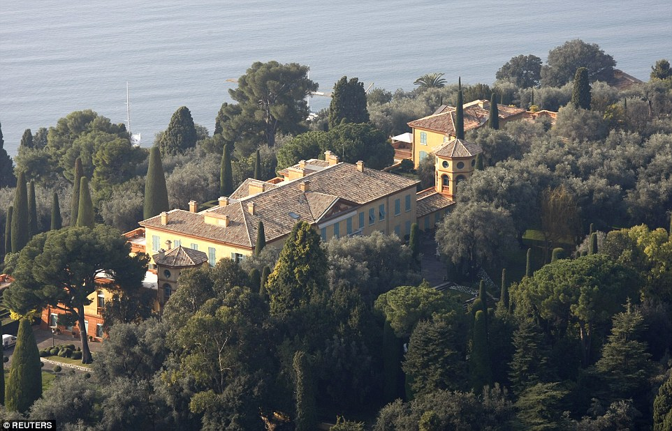 world's most expensive house