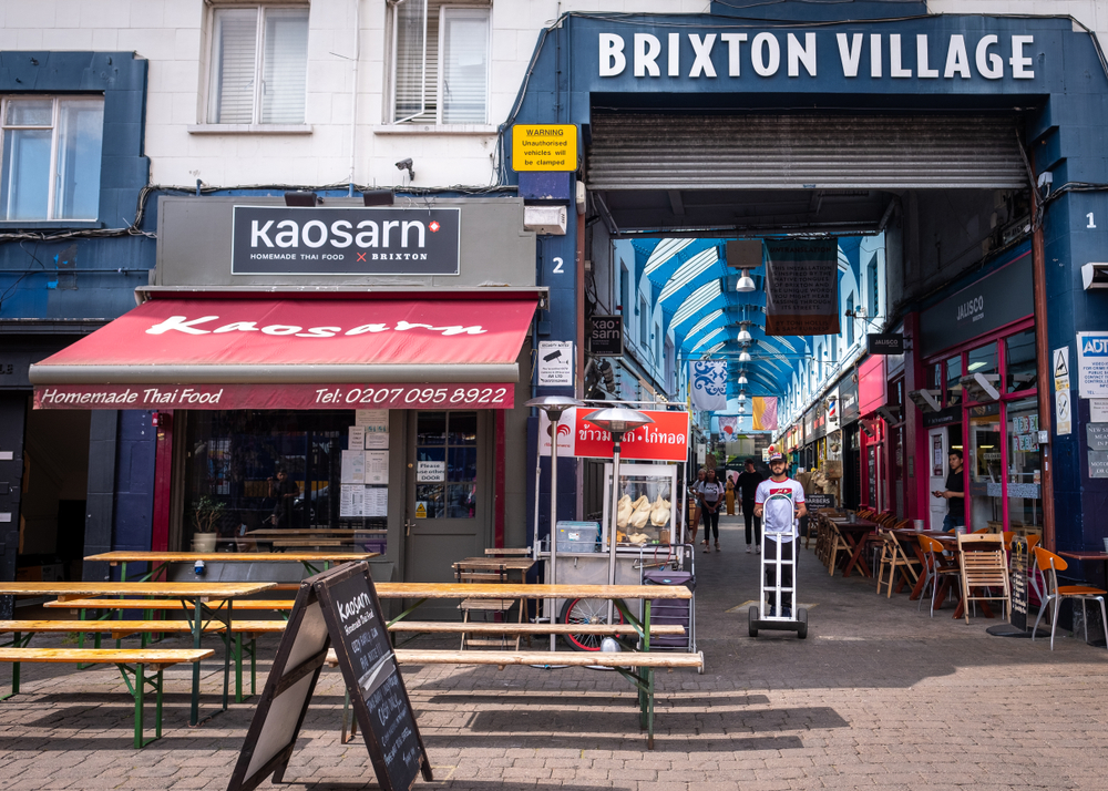 Brixton, one of the best places to buy property in London