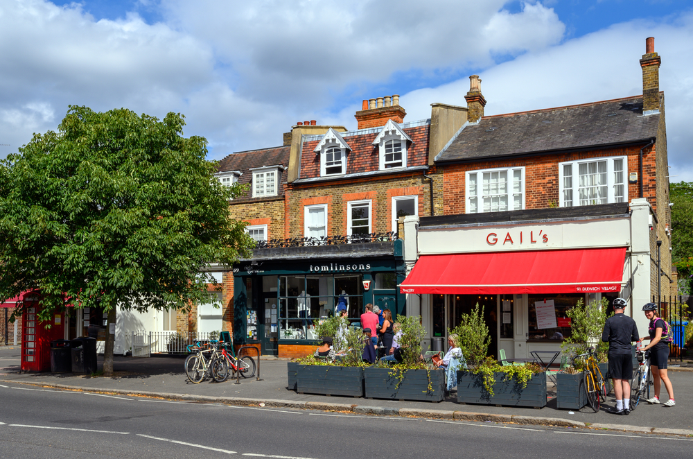 Dulwich Village, a good area to buy property in London